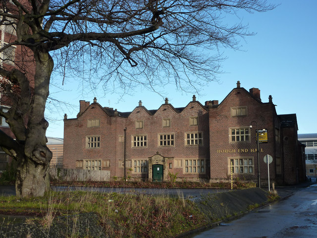 Hough End Hall, Chorlton