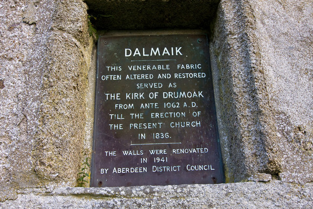 Dalmaik Church