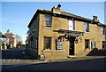 TQ7651 : The Albion Inn, Boughton Monchelsea by Nigel Chadwick