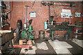 SD9311 : Ellenroad Engine House - workshop by Chris Allen