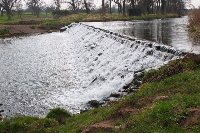 Weir on the Tyne, Haddington