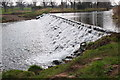 NT5274 : Weir on the Tyne, Haddington by Jim Barton