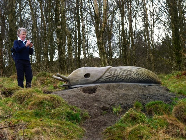 Largest slug in Scotland?
