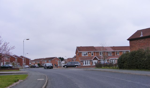 Hawkswell Drive Junction