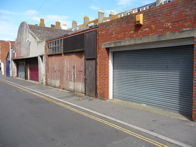 Weymouth - Garage