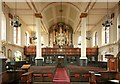TQ3579 : St Mary with All Saints, Rotherhithe - West end by John Salmon
