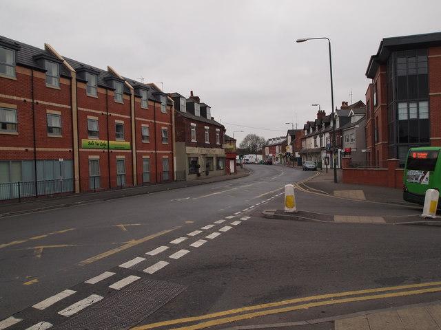 Nottingham - Mapperley NG3