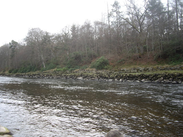 River Dee near Woodend