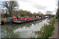 SP8813 : The Towpath on the Aylesbury Arm opposite Bates Boatyard by Chris Reynolds