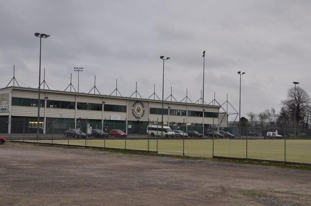 St5217 Yeovil Huish Park Football Stadium picture