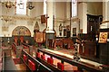 TQ3579 : St Mary with All Saints, Rotherhithe - Interior by John Salmon