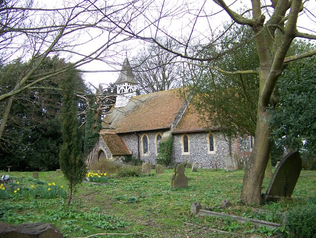 The church at Ham