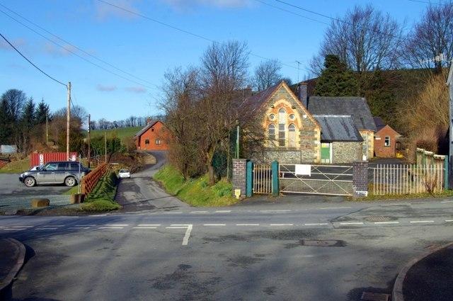 Ysgol Llangurig School