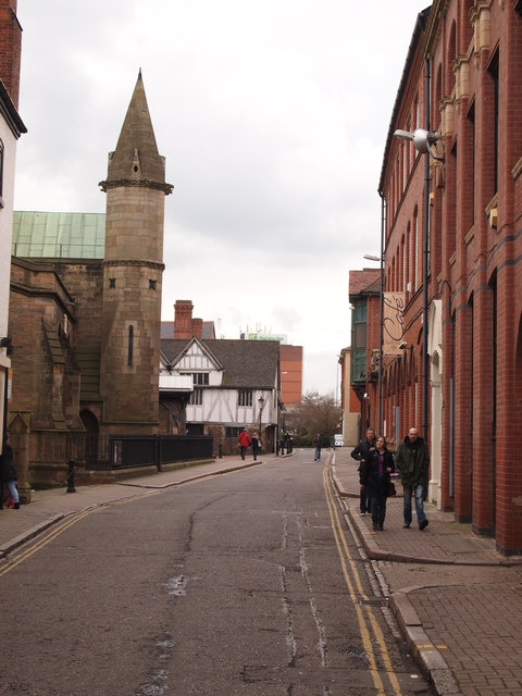 Leicester - City Centre