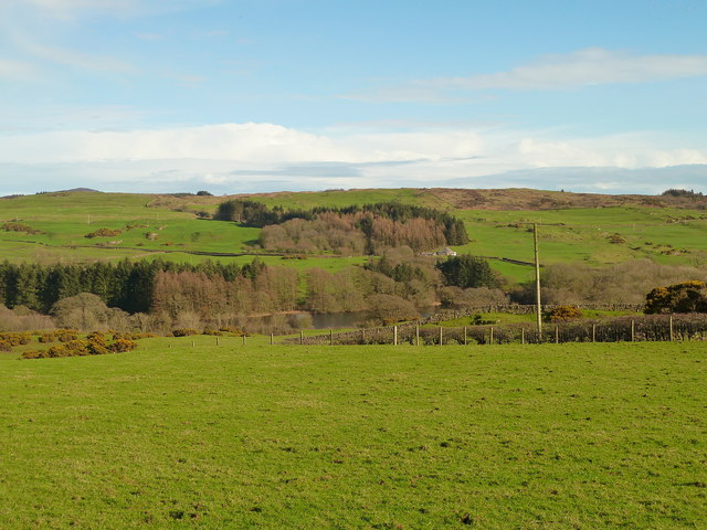 View from High Clachan