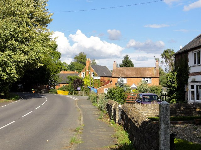Dunsby Village