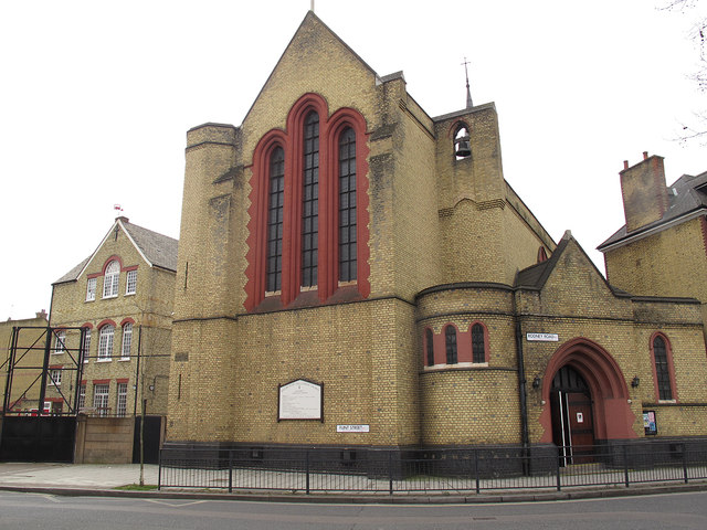 English Martyrs Church, Walworth