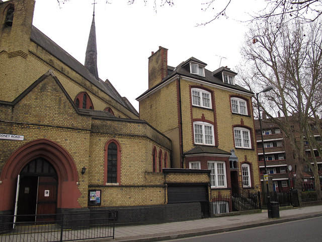 English Martyrs Presbytery, Walworth