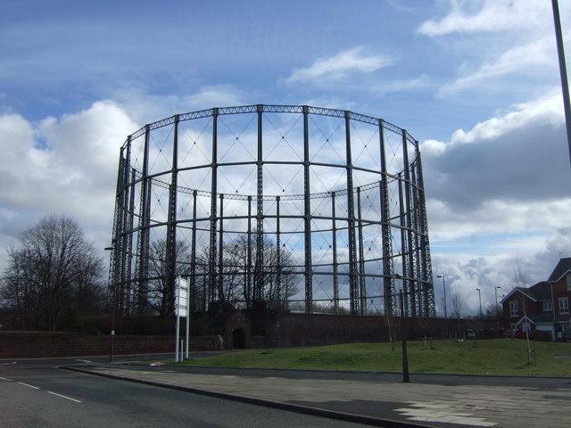 Gasometer, Garston