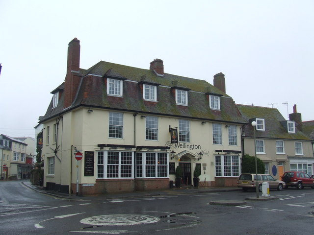 The Wellington pub, Seaford