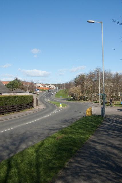 Eigie Road, Balmedie