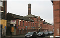 SJ9043 : Pottery, King Street ,Longton. by Chris Allen