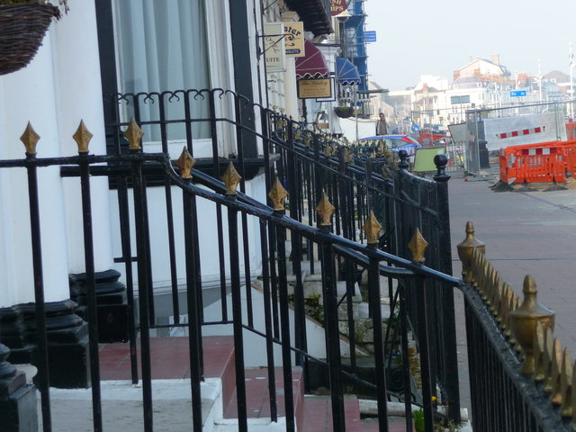 Weymouth - Railings
