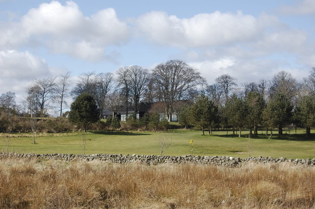 Clubhouse, Newmachar Golf Club