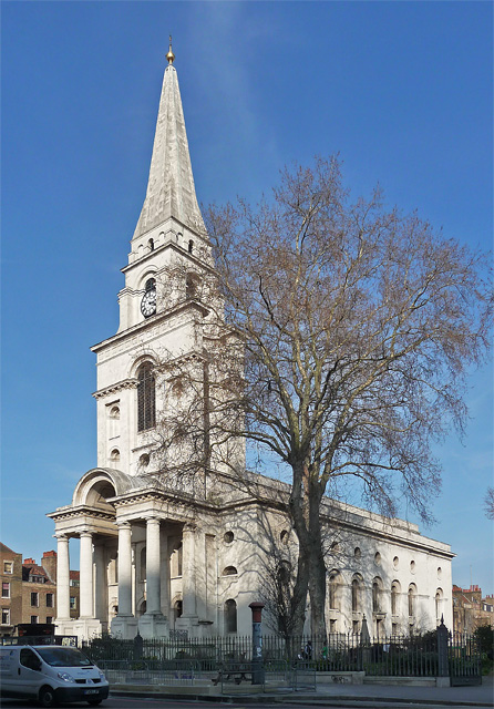 Christ Church Commercial Street 169 Stephen Richards Cc By