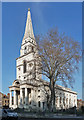 TQ3381 : Christ Church, Commercial Street by Stephen Richards