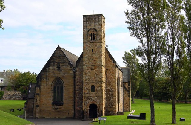St Peter's Church in Monkwearmouth