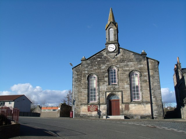 North Parish Church, Dunfermline