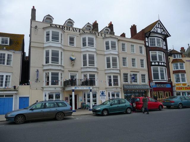 Weymouth Fairhaven Hotel