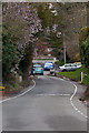 SU5519 : Traffic Calming on Beeches Hill by Peter Facey