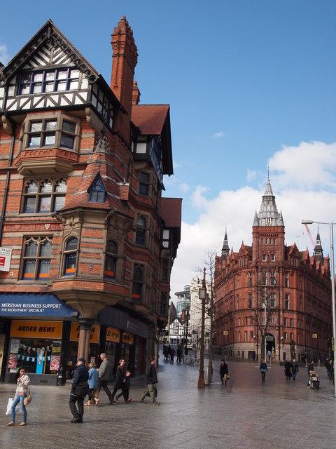 Nottingham - NG1