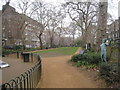 TQ2982 : Woburn Square (2) by Jonathan Thacker