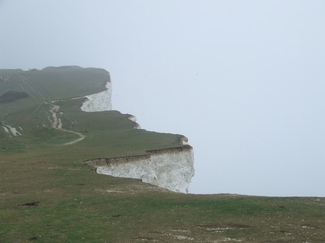 Cliff tops near Seaford
