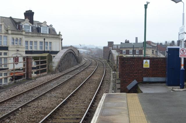 Longton Railway Line