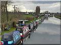 SJ7186 : Bridgewater Canal by David Dixon