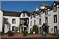 NN9459 : Moulin Hotel near Pitlochry by Jim Barton