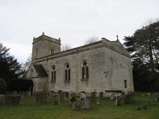 St Mary the Virgin, Weston on the Green