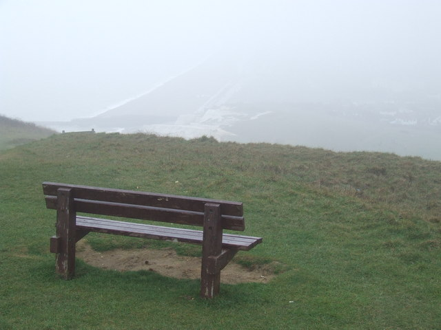 No view over Seaford