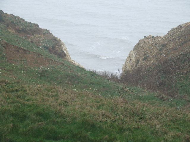 Coastline near Seaford Head