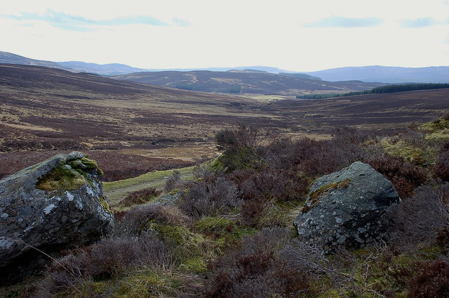 Glen of the Allt Doire nan Eun