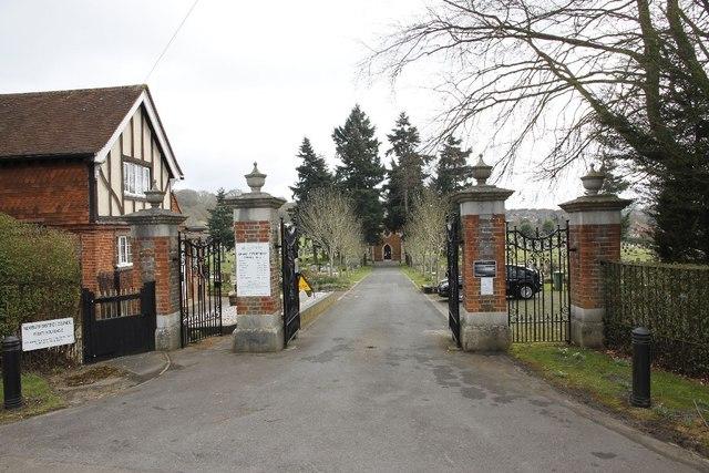 Newbury Shaw Cemetery