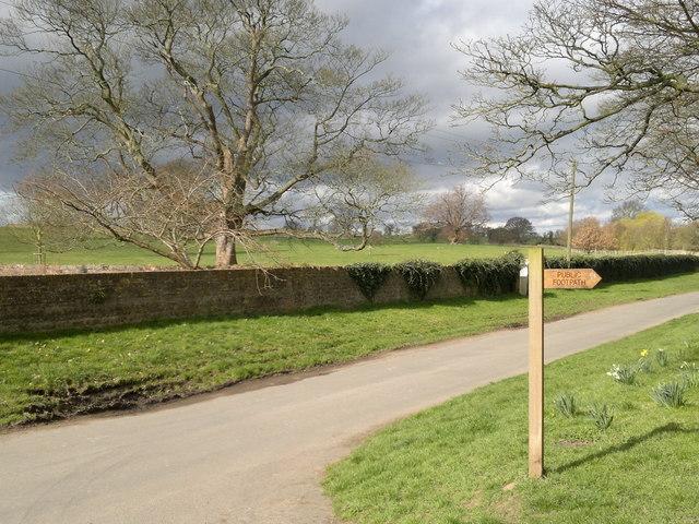 Whixley Village