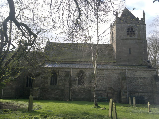 Church of the Ascension,Whixley