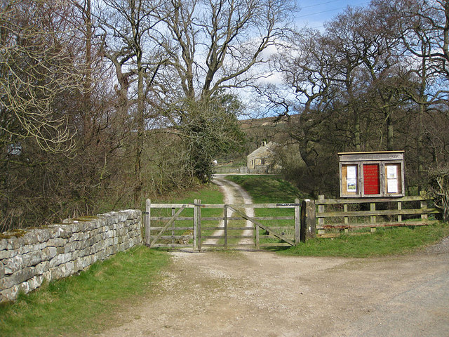 Entrance to St Mary's Church, Church Houses