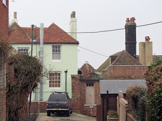 Houses off Crown Lane