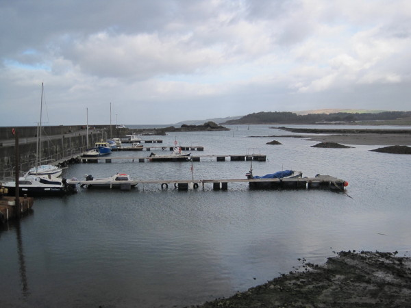 Maidens Harbour and Marina
